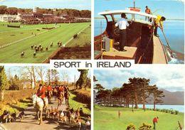 Irlande - Générique Thématique - Sport In Ireland - John Hinde Nº 2/392 - Ecrite, Timbrée - 5130 - Irlanda