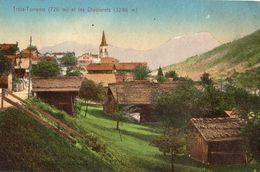 TROIS  TORRENTS - Suisse