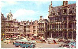 Belgique - Bruxelles - Grand Place - Nº 41 - Dentelée - 5133 - Monumenti, Edifici
