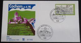 DEUTSCHLAND 1970 Mi-Nr. 649 FDC - BRD
