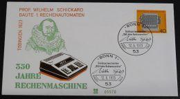 DEUTSCHLAND 1973 Mi-Nr. 778 FDC - BRD