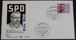 DEUTSCHLAND 1973 Mi-Nr. 780 FDC - BRD