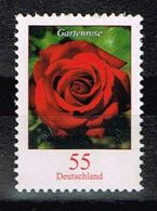 Bund 2008, Michel# 2669 ** Gartenrose - Ungebraucht