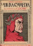 LA DIVINA COMMEDIA ILLUSTRATA - Fascicolo 4° - Anno 1940 - Libri, Riviste, Fumetti