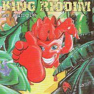 KING RIDDIM - La Jungle - CD - REGGAE - RUB-A-DUB - Reggae