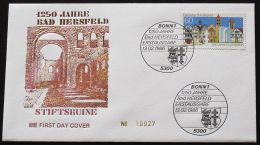 DEUTSCHLAND 1986 Mi-Nr. 1271 FDC - [7] Repubblica Federale