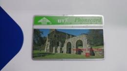 United Kingdom-(bta114)-heritage-(2)-battle Abbey-(100units)-(527g)-price Cataloge5.00£-card+10card Prepiad Free - BT Advertising Issues