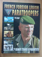 French Foreign Legion Paratroopers - Buitenlandse Legers