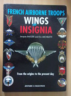 Légion Etrangère - French Airborne Troops Wings And Insignia - Bücher