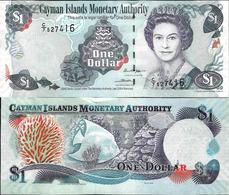 Cayman Islands 2006 - 1 Dollar - Pick 33 UNC - Cayman Islands