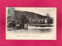 23 Creuse, Chambon-sur-Voueize, Le Pont Delamarre, 1903, (Pinthon) - Chambon Sur Voueize