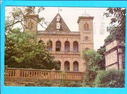 Cpa  Cartes Postales Ancienne  - Madagascar Palais De La Reine - Madagaskar