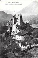Autres. Kurort Meran. Schloss Brunnenburg  Gegen Vinschgau. - Autriche