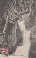 Suisse - Bovernier - Gorges Du Durnand - Postmarked Lausanne 1907 - VS Valais