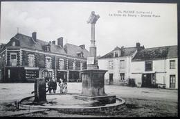 44  PLESSé  La Croix Du Bourg QUILLY GAVRE GUENROUET  BLAIN - Otros Municipios