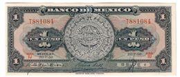Mexico 1 Peso 20/05/1959 UNC - Messico