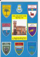 LAGOSANTO - STEMMA DEI RIONI - Italia