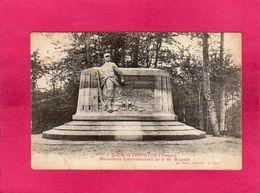 88 Vosges, Col De La Chipotte, Monument Commemoratif De La 86 ème Brigade, (Ad. Weick) - France