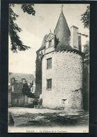 CPA - DINAN - Château De La Coninnais - Dinan
