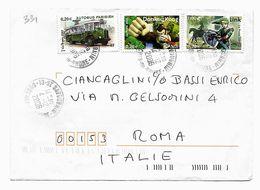 EDB331 - FRANCIA , Lettera Viaggiata Il  4/12/2006 - Francia