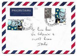 EDB332 - FRANCIA , Lettera Viaggiata Il  17/5/2006 - Storia Postale
