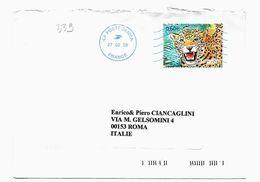 EDB339 - FRANCIA , Lettera Viaggiata  Il  27/2/2007 - Storia Postale