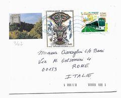 EDB342 - FRANCIA , Lettera Viaggiata  Il  2007 - Storia Postale