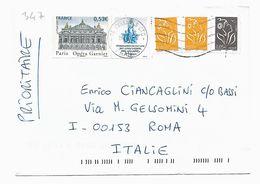 EDB347 - FRANCIA , Lettera Viaggiata  Il  2006 - Storia Postale