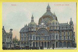 * Antwerpen - Anvers - Antwerp * (Grandes Galeries Belges, Nr 3136 - 153610) La Nouvelle Gare Centrale, Bahnhof, Station - Antwerpen