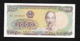Banconota Vietnam 1000 Mot Nghin Dong 1988 (SPL) - Vietnam