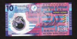 Banconota HONG KONG 10 Dollars - Hong Kong