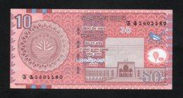 Banconota Bangladesh 10 Taka 2008 (SPL) - Bangladesh