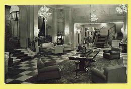 * Brussel - Bruxelles - Brussels * (Fabrication Fotoprim) Hotel Plaza, Boulevard Adolphe Max, Luxe, Salon, Rare - Bruselas (Ciudad)