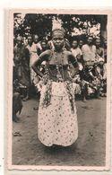 Nus - Dahomey - La Feticheuse D' Abomey - Seins Nus -   CPSM ° - Dahomey