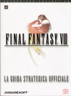 FINAL FANTASY VIII 8 - GUIDA STRATEGICA UFFICIALE PIGGYBACK - IN FORMATO PDF (PS1 PSX1 PLAYSTATION) - Libri