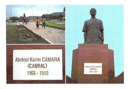 Afrique  MALI - BAMAKO Monument Abdoul Karim Camara (Cabral)(Kamara)  (Sacko Moussa 9/97 )*PRIX FIXE - Mali