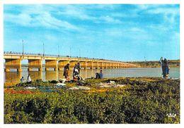 Afrique  MALI - BAMAKO Le Pont Sur Le Niger (The Bridge Over The Niger)   (Sacko Moussa 7164 )*PRIX FIXE - Mali