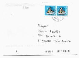 EDB370  - SVIZZERA , Lettera Del 2003 - Svizzera