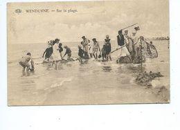 Wenduine Wenduyne Sur La Plage - Wenduine