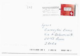 EDB375  - SVIZZERA , Lettera Del 2007 - Svizzera