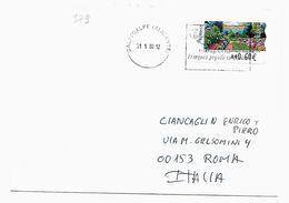 EDB379  - SPAGNA , Lettera Del 2008 - 1931-Oggi: 2. Rep. - ... Juan Carlos I