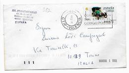 EDB382  - SPAGNA , Lettera Del 2001 - 1931-Oggi: 2. Rep. - ... Juan Carlos I