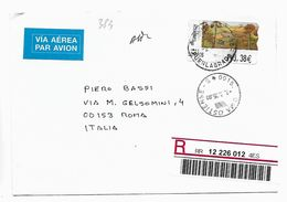 EDB383  - SPAGNA , Lettera Del 2005 - 1931-Oggi: 2. Rep. - ... Juan Carlos I