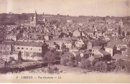 Lisieux Vue Generale 1925 - Lisieux