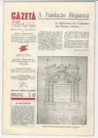 Magazine * Portugal * Gazeta Literária * Volume III * Nº34 * 1955 - Livres, BD, Revues