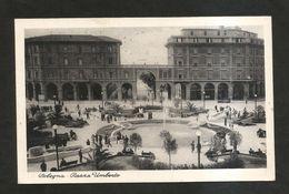 BOLOGNA - PIAZZA UMBERTO ( Spedita 1937 ) - Bologna