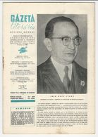 Magazine * Portugal * Gazeta Literária * Volume III * Nº33 * 1955 - Livres, BD, Revues