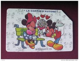 ITALY DISNEY TOPOLINO MINNIE - USED, HIGHER QUALITY - Disney