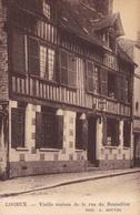 Lisieux Vieille Maison De La Rue Du Bouteillier 1929 - Lisieux