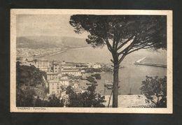 SALERNO - PANORAMA  ( Spedita 1936 ) - Salerno
